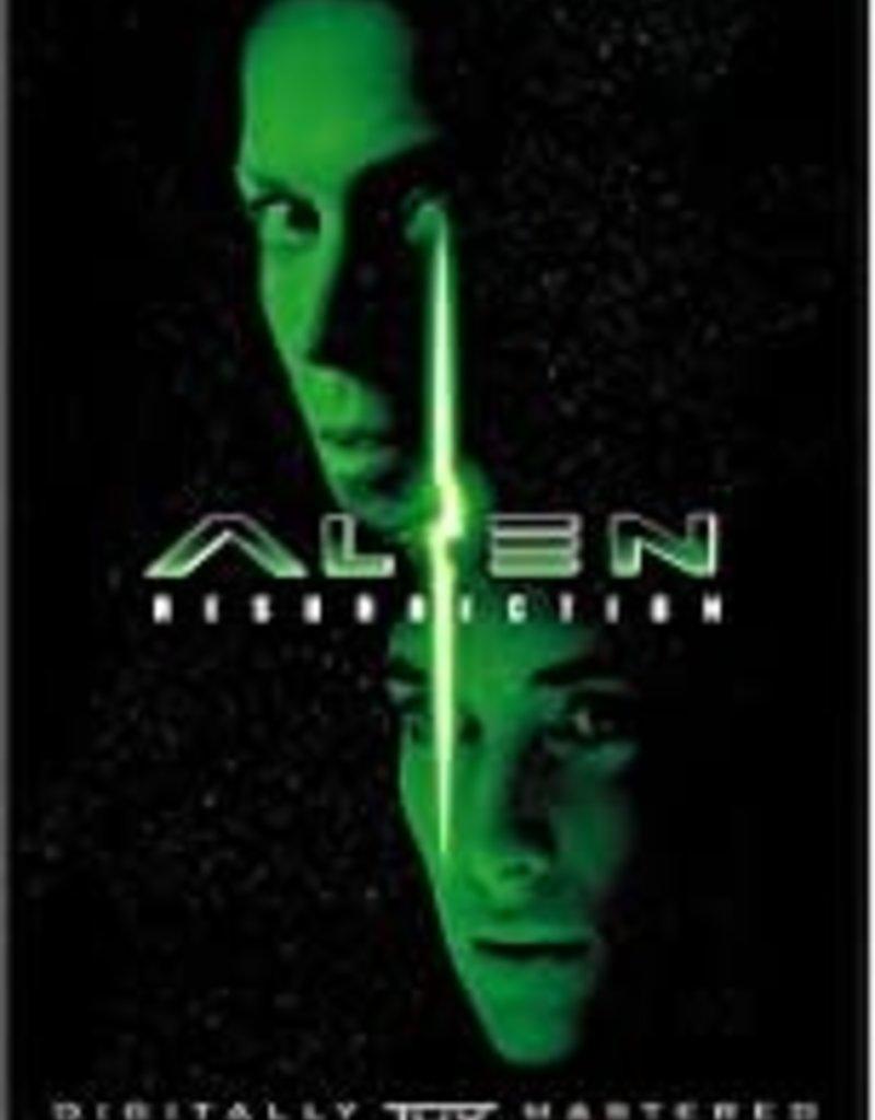 Used DVD Alien Resurrection