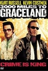 Used DVD 3000 Miles To Graceland