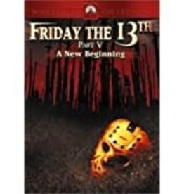 Used DVD Friday the 13th Part V