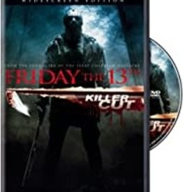 Used DVD Friday The 13th: Final Cut