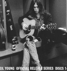 Used CD Neil Young- Official Release Series Discs 1-4 (Numbered)
