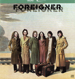 Used CD Foreigner- Foreigner (DVD Audio)