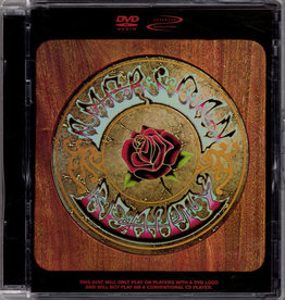 Used CD Grateful Dead- American Beauty (DVD Audio)