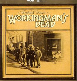 Used CD Grateful Dead- Workingman's Dead