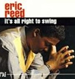 Used CD Eric Reed- It's All Right To Swing