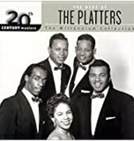 Used CD The Platters- The Best Of