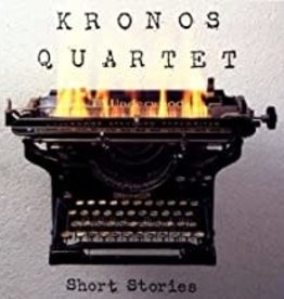 Used CD Kronos Quartet- Short Stories