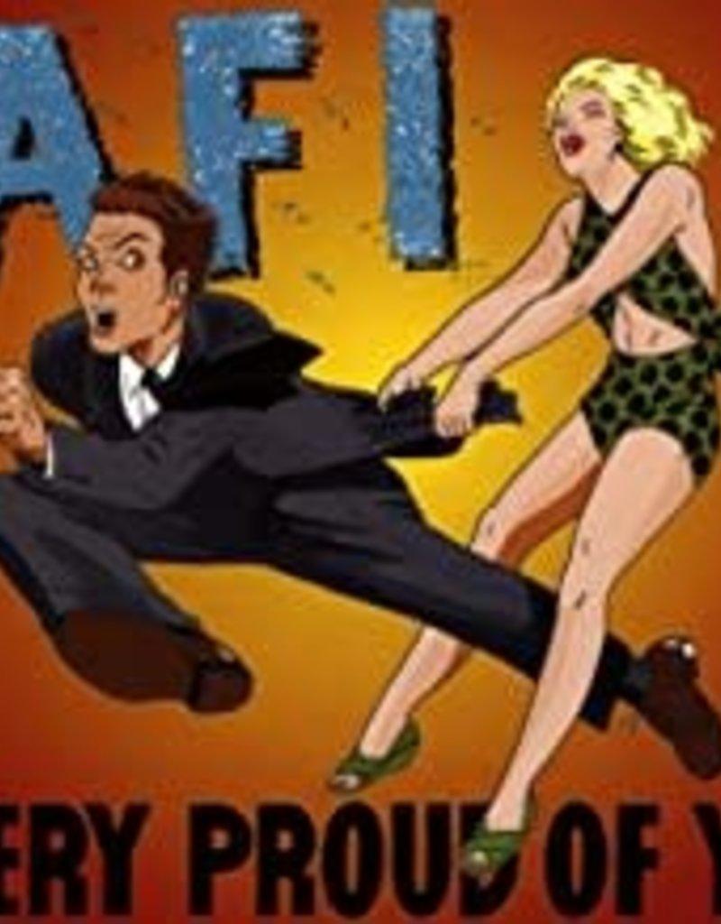 Used CD AFI- Very Proud of Ya
