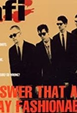 Used CD AFI- Answer That And Stay Fashionable