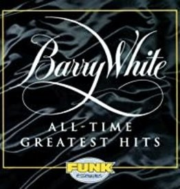 Used CD Barry White- All-Time Greatest Hits