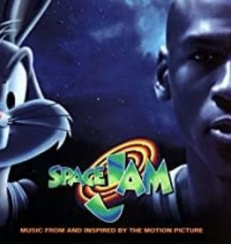 Used CD Space Jam Soundtrack