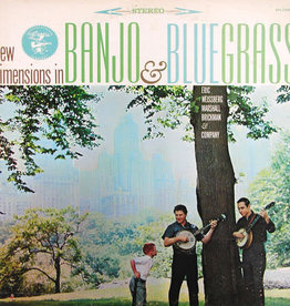Used Vinyl Eric Weissberg,  Marshall Brickman,  & Co.- New Dimensions In Banjo And Bluegrass