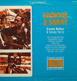 Used Vinyl Brownie McGhee & Sonny Terry- Brownie & Sonny