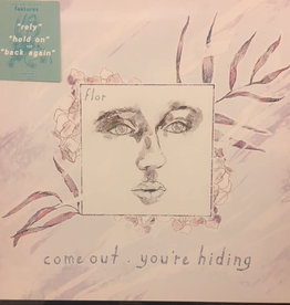 Used Vinyl Flor- Come Out, You're Hiding