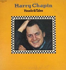 Used Vinyl Harry Chapin- Heads & Tales