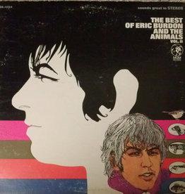 Used Vinyl Eric Burdon & The Animals- The Best Of Eric Burdon And The Animals