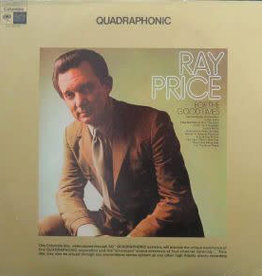 Used Vinyl Ray Price- For The Good Times (Quad)