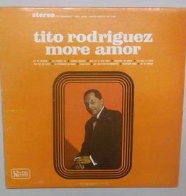 Used Vinyl Tito Rodriguez- More Amor