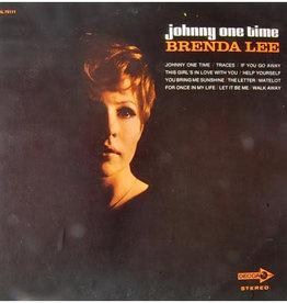 Used Vinyl Brenda Lee- Johnny One Time