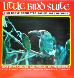 Used Vinyl Dick Grove Orchestra- Little Bird Suite