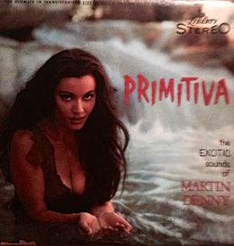 Used Vinyl Martin Denny- Primitiva