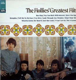 Used Vinyl The Hollies- Greatest Hits