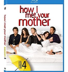 Used BluRay How I Met Your Mother Season 4