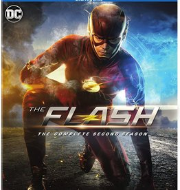 Used BluRay The Flash Season 2