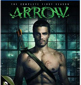 Used BluRay Arrow Season 1