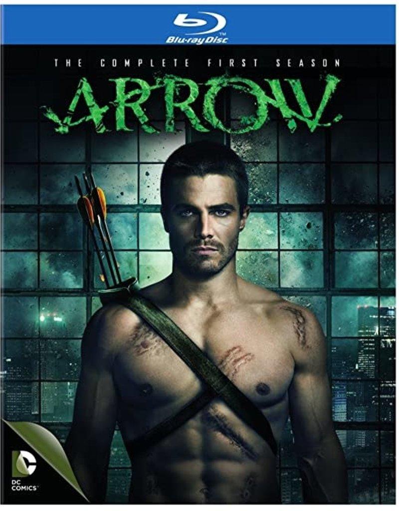 Used BluRay Arrow Season 1