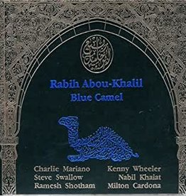 Used CD Rabih Abou-Khalil- Blue Camel