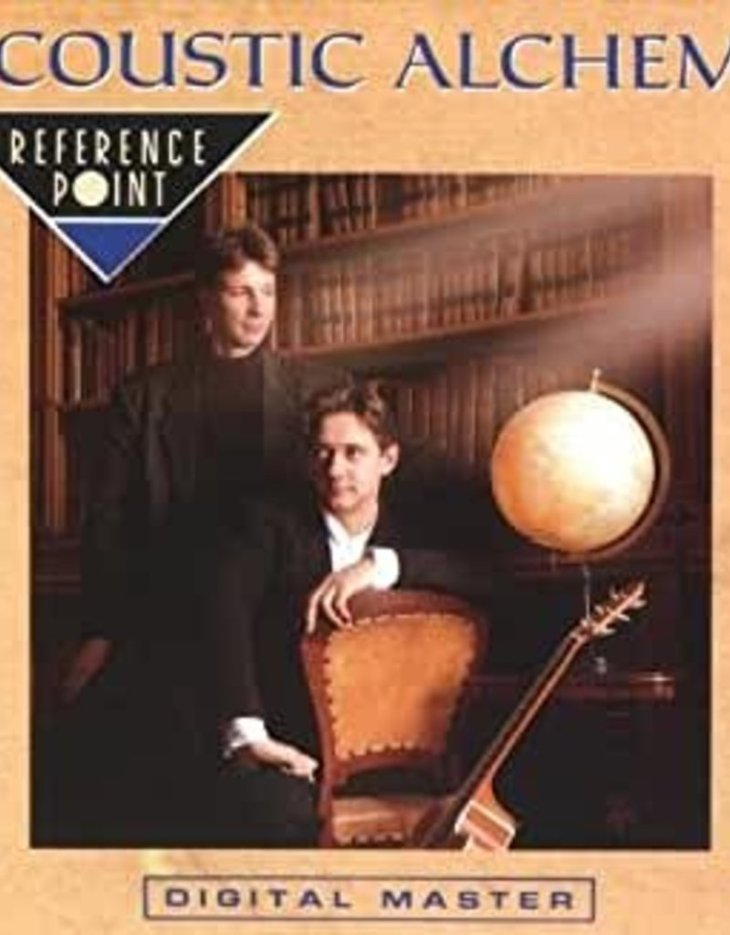 Used CD Acoustic Alchemy- Reference Point
