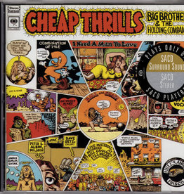 Used CD Big Brother & The Holding Company- Cheap Thrills (SACD)