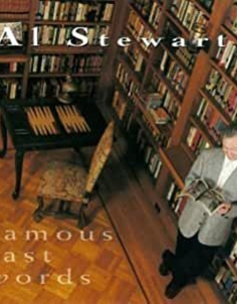 Used CD Al Stewart- Famous Last Words