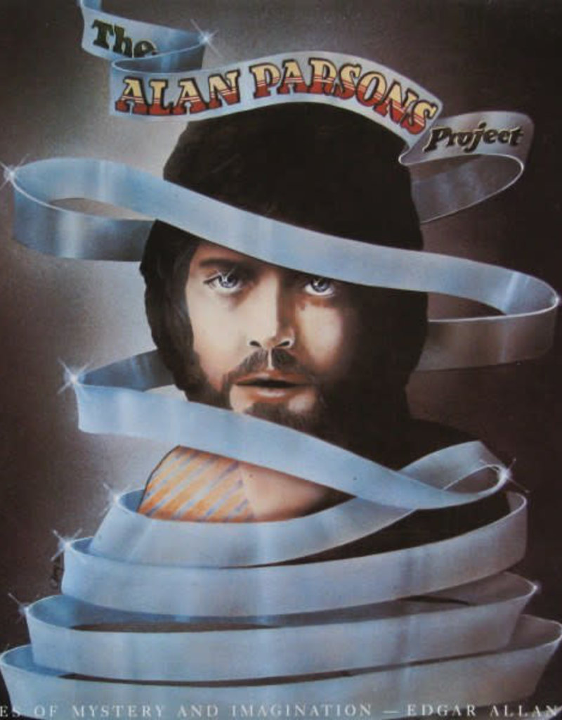 Used Vinyl Alan Parsons Project- Tales Of Mystery Imagination