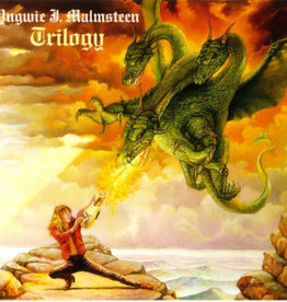 Used Vinyl Yngwie Malmsteen- Trilogy