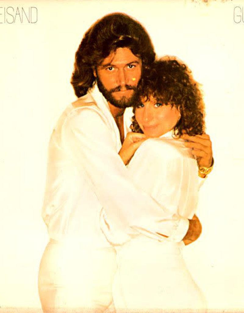 Used Vinyl Barbra Streisand- Guilty