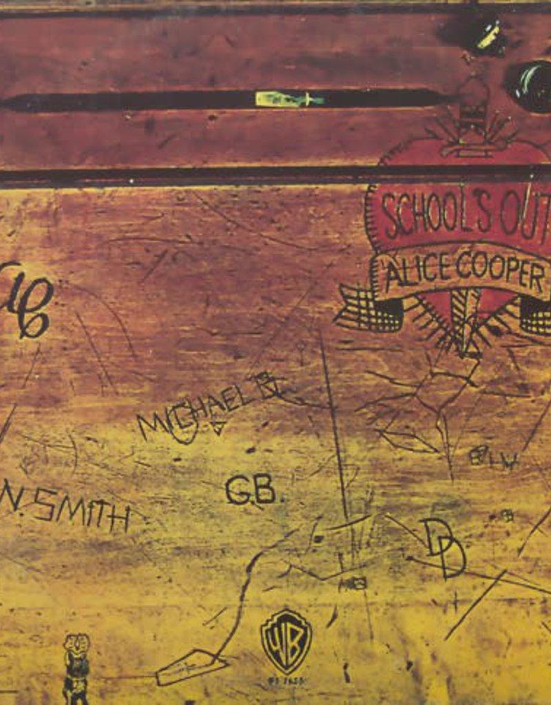 Used Vinyl Alice Cooper- School's Out