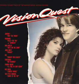Used Vinyl Vision Quest Soundtrack