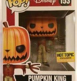 Funko Pop GITD Pumpkin King (HT EXC.)