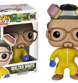 Funko Pop Walter White w/Yellow Hazmat Suit