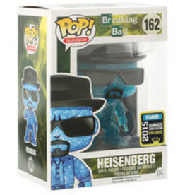 Funko Pop Blue Crystal Heisenberg (2015 Summer Convention Exc.)