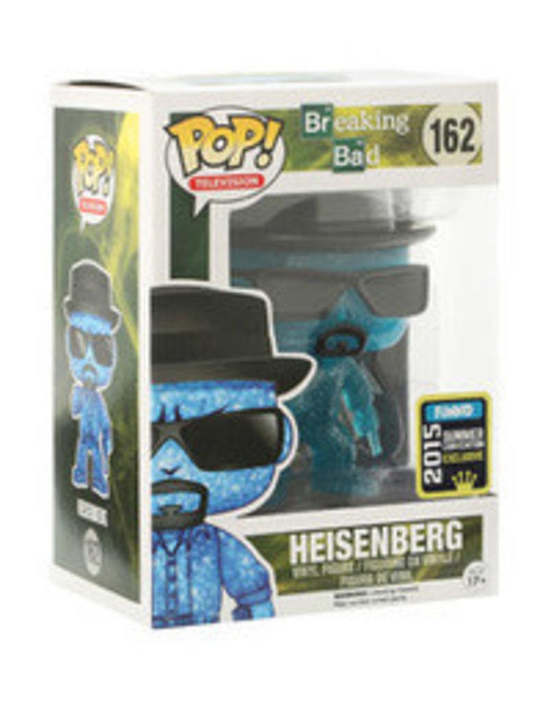 Funko Pop Blue Crystal Heisenberg (2015 Summer Convention Exc.)