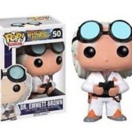 Funko Pop Dr. Emmett Brown