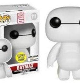 Funko Pop Baymax (GITD Amazon Exc.)