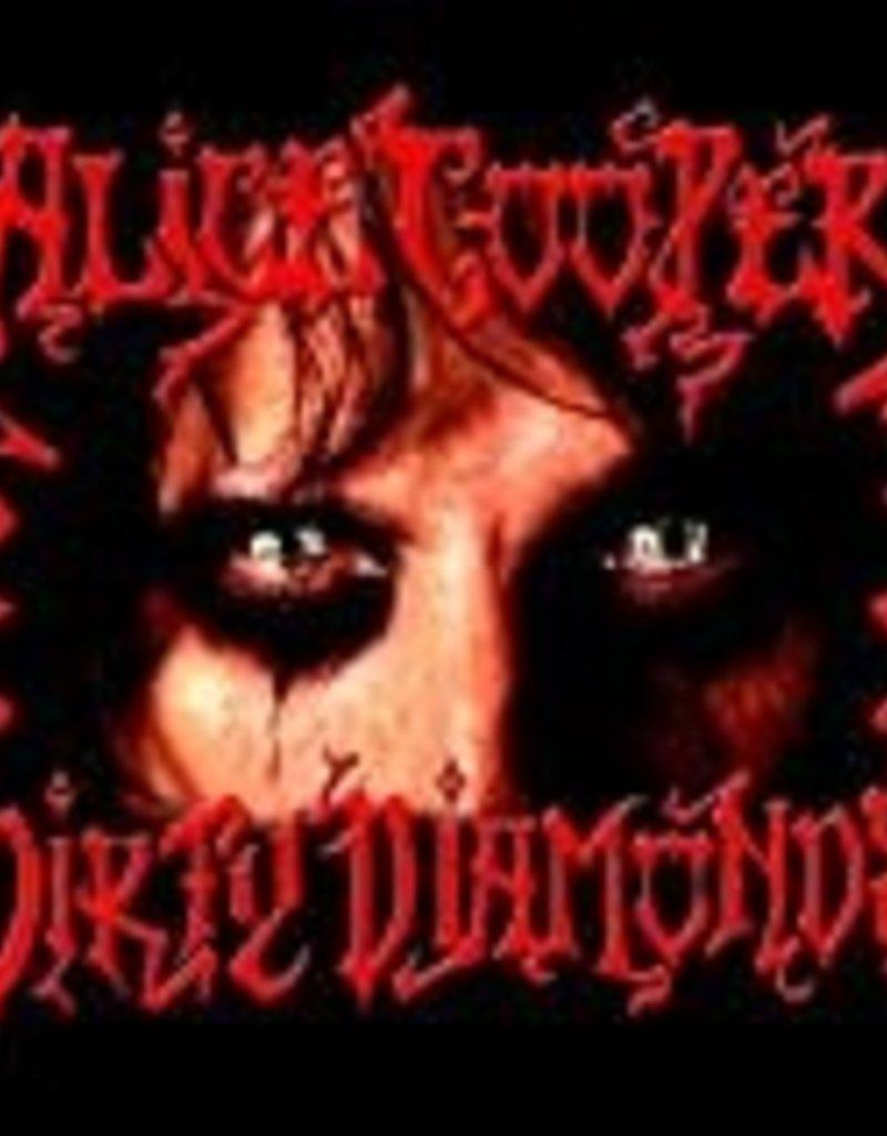 Used CD Alice Cooper- Dirty Diamonds
