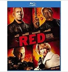 Used BluRay Red