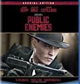 Used BluRay Public Enemies