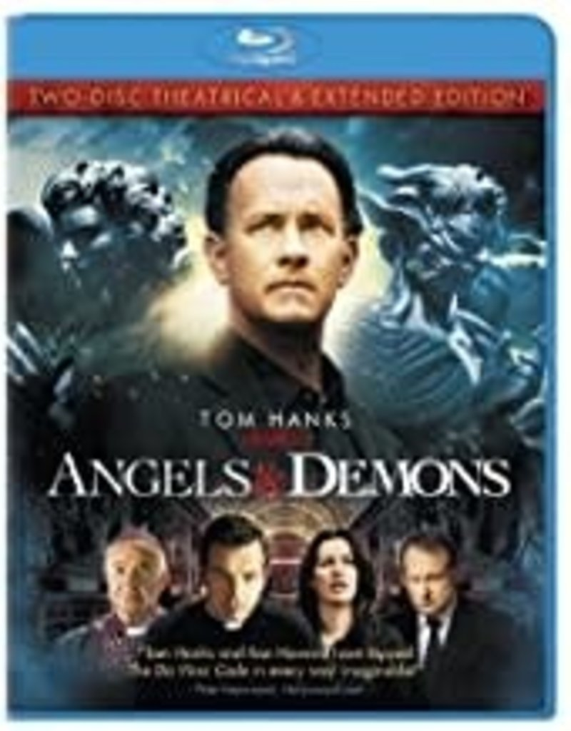 Used BluRay Angels and Demons