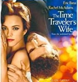 Used BluRay Time Traveler's Wife